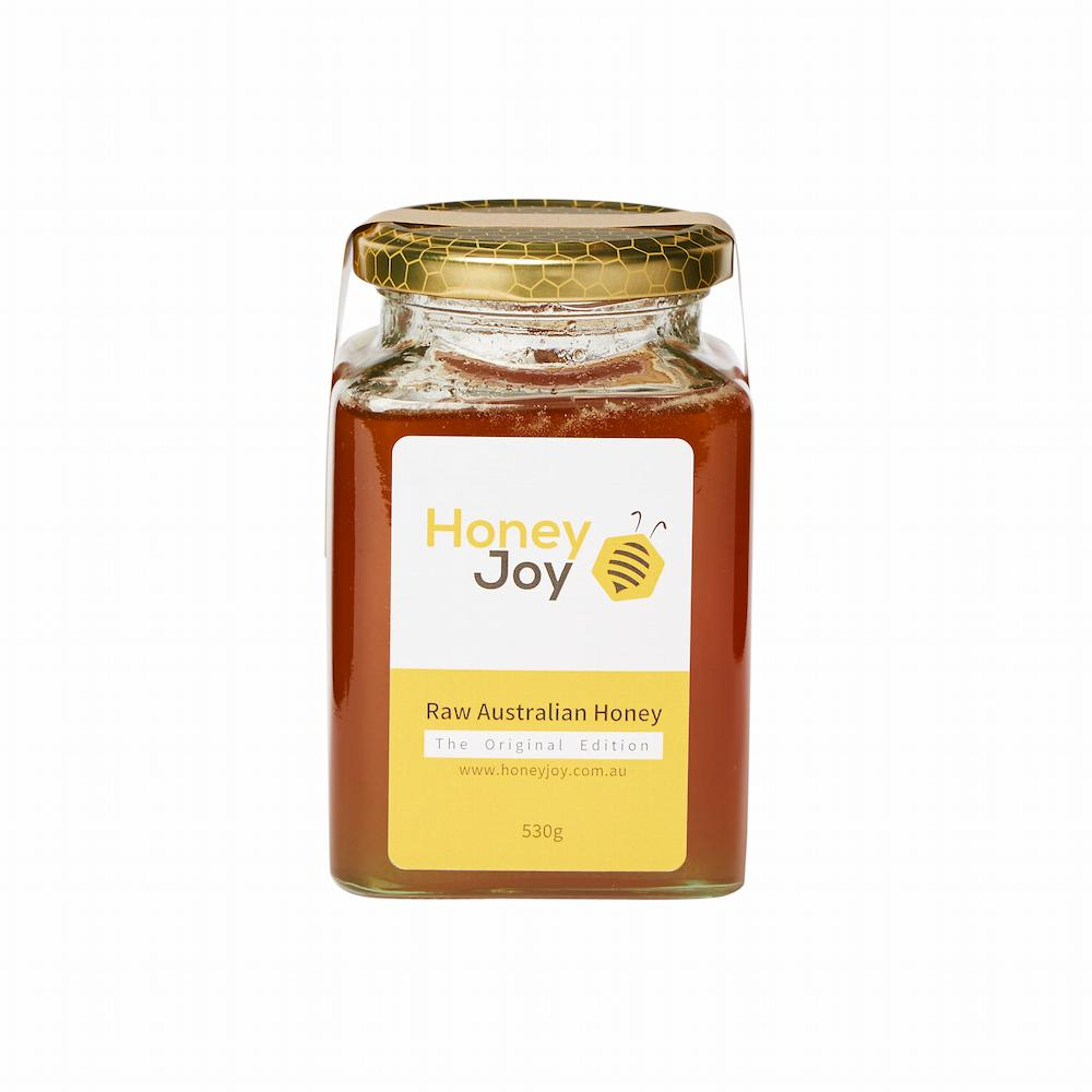 The Original Edition raw honey