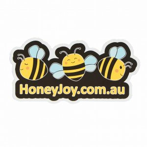Bee fridge magnet